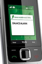 System MICRA umożliwia zdalne sterowanie, m.in. zapośrednictwem SMS